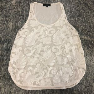 White sequence top